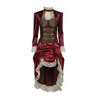 Odjeća Žene  Kostimi Fun Costumes COSTUME ADULTE LADY STEAMPUNK Multicolour