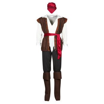 Odjeća Muškarci  Kostimi Fun Costumes COSTUME ADULTE PIRATE THUNDER Multicolour