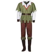 Odjeća Muškarci  Kostimi Fun Costumes COSTUME ADULTE FOREST HUNTER Multicolour