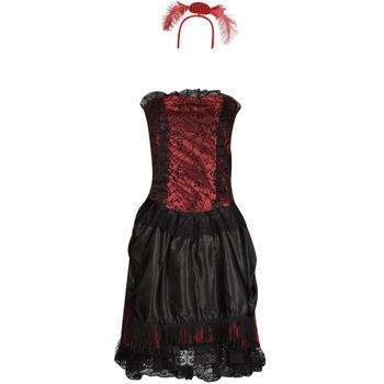 Odjeća Žene  Kostimi Fun Costumes COSTUME ADULTE SALOON GIRL Multicolour