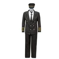Odjeća Muškarci  Kostimi Fun Costumes COSTUME ADULTE PILOTE Multicolour
