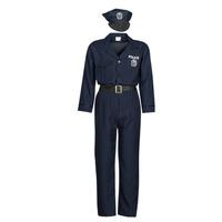 Odjeća Muškarci  Kostimi Fun Costumes COSTUME ADULTE OFFICIER DE POLICE Multicolour