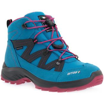Obuća Žene  Pješaćenje i planinarenje Lytos TROLL JAB 29 Blu