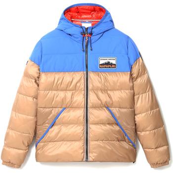 Odjeća Muškarci  Pernate jakne Napapijri NP0A4ENR Bež