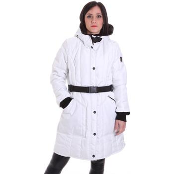 Odjeća Žene  Pernate jakne Refrigiwear RW8W05601NY9131 Bijela