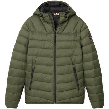 Odjeća Muškarci  Pernate jakne Napapijri NP0A4ENN Zelena