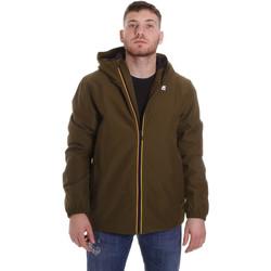Odjeća Muškarci  Kratke jakne K-Way K00B0S0 Zelena