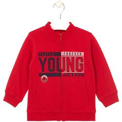 Odjeća Djeca Sportske majice Losan 025-6651AL Crvena