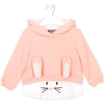 Odjeća Djeca Sportske majice Losan 026-6024AL Ružičasta