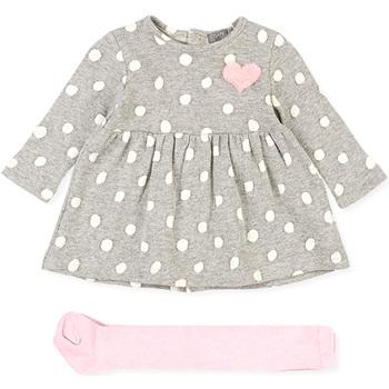 Odjeća Djevojčica Dječji kompleti Losan 028-8034AL Siva