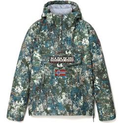 Odjeća Muškarci  Kratke jakne Napapijri NP0A4EGW Zelena