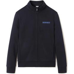 Odjeća Muškarci  Sportske majice Napapijri NP0A4EN9 Plava