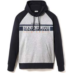 Odjeća Muškarci  Sportske majice Napapijri NP0A4ENB Siva