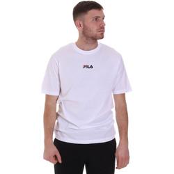 Odjeća Muškarci  Majice kratkih rukava Fila 687990 Bijela
