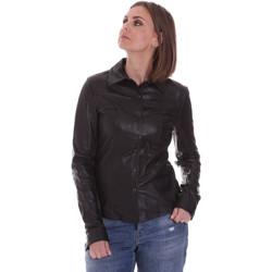 Odjeća Žene  Košulje i bluze La Carrie 092P-C-110 Crno