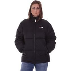 Odjeća Žene  Pernate jakne Fila 688379 Crno