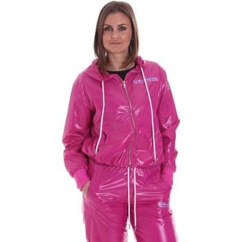 Odjeća Žene  Jakne La Carrie 092M-TJ-450 Ružičasta