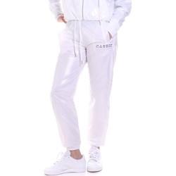 Odjeća Žene  Donji dio trenirke La Carrie 092M-TP-421 Bijela