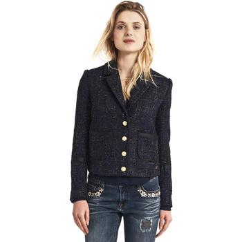 Odjeća Žene  Jakne Gaudi 821BD35025 Crno