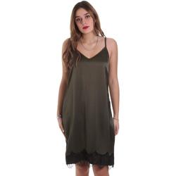 Odjeća Žene  Kratke haljine Jijil JPI19AB519 Zelena