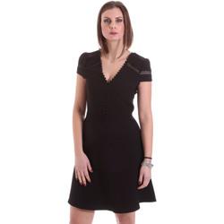 Odjeća Žene  Kratke haljine Dixie A529M068 Crno