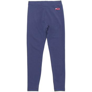Odjeća Djevojčica Tajice Fila 688155 Plava