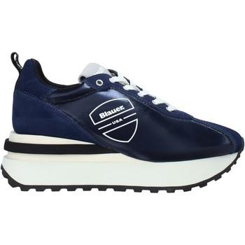 Obuća Muškarci  Modne tenisice Blauer F0MABEL01/NYL Plava