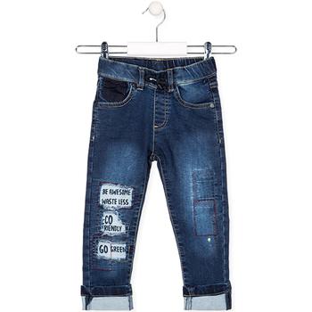 Odjeća Djeca Traperice Losan 025-6038AL Plava