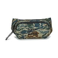 Torbe Pojasne torbice Superdry SMALL BUM BAG Kaki