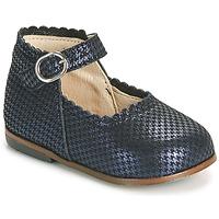Obuća Djevojčica Balerinke i Mary Jane cipele Little Mary VOCALISE Blue
