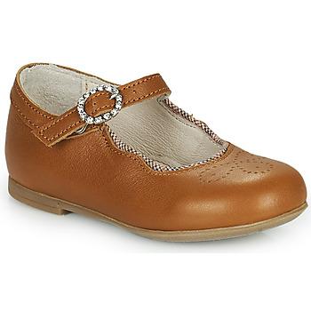 Obuća Djevojčica Balerinke i Mary Jane cipele Little Mary AUBERIE Smeđa