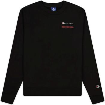 Odjeća Žene  Sportske majice Champion 114712 Crno