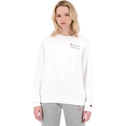 Odjeća Žene  Sportske majice Champion 114712 Bijela