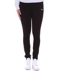 Odjeća Žene  Tajice Fila 687603 Crno