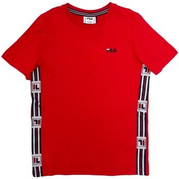 Odjeća Djeca Majice kratkih rukava Fila 688118 Crvena