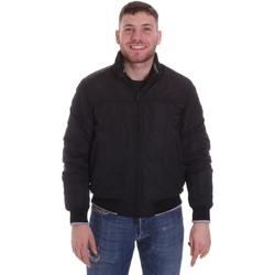 Odjeća Muškarci  Kratke jakne Navigare NV67062 Crno