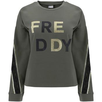Odjeća Žene  Sportske majice Freddy F0WSDS5 Zelena