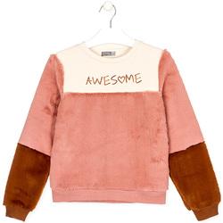Odjeća Djeca Sportske majice Losan 024-6019AL Bež