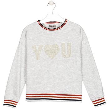 Odjeća Djeca Sportske majice Losan 024-6020AL Siva