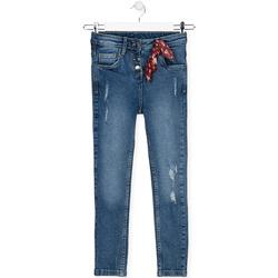 Odjeća Djeca Traperice Losan 024-9003AL Plava