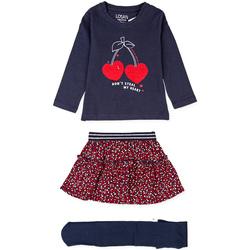 Odjeća Djevojčica Dječji kompleti Losan 026-8023AL Plava