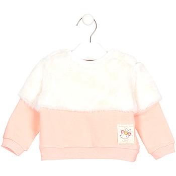 Odjeća Djeca Sportske majice Losan 028-6011AL Ružičasta