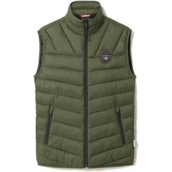 Odjeća Muškarci  Pernate jakne Napapijri NP0A4ENO Zelena
