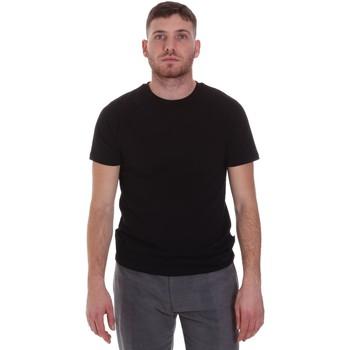 Odjeća Muškarci  Majice kratkih rukava Sseinse MI1692SS Crno