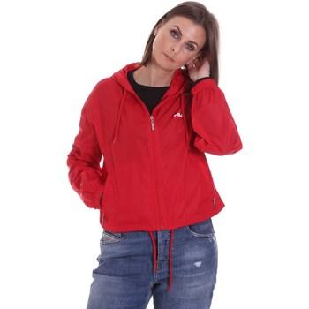 Odjeća Žene  Jakne Fila 687601 Crvena