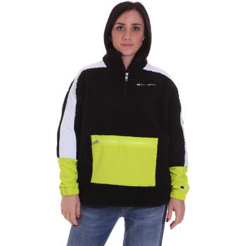 Odjeća Žene  Sportske majice Champion 113465 Crno