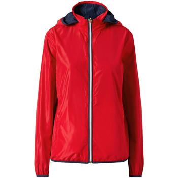 Odjeća Žene  Kratke jakne Ea7 Emporio Armani 3ZTB03 TN18Z Crvena