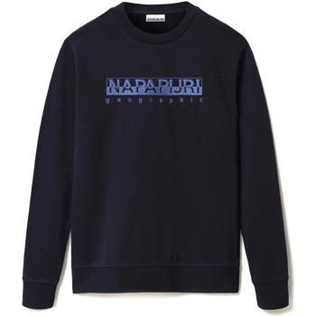 Odjeća Muškarci  Sportske majice Napapijri NP0A4ENF Plava