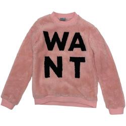 Odjeća Djeca Sportske majice Losan 024-6021AL Ružičasta