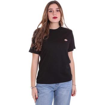 Odjeća Žene  Majice kratkih rukava Dickies DK0A4TMYBLK1 Crno
